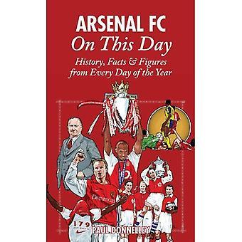Arsenal in questo giorno: storia, fatti e cifre da ogni giorno dell'anno