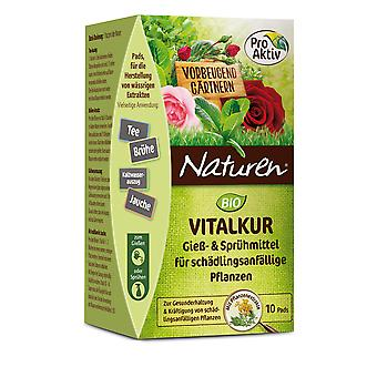 SCOTTS Naturen® Organic Vital cure Watering agent for pest-prone plants, 10s