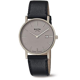Boccia Titanium 3637-01 Men's Watch