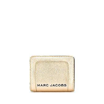 Marc Jacobs M0016186710 Donne's Portafoglio in pelle d'oro
