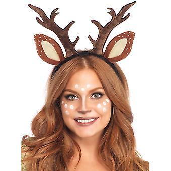 Fawn Deer Ear Antler Headband Costume Accessories