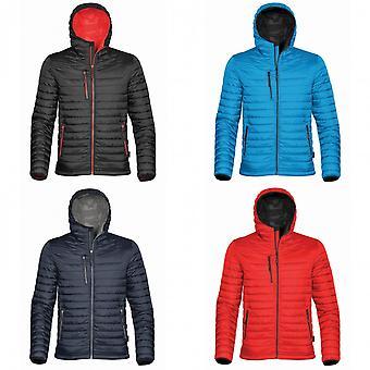 Stormtech Mens zwaartekracht Hooded thermische Winter jas (Durable Water Resistant)