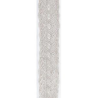 Vivant Ribbon Duchesse lacecream / ivory - 7 MT 46MM