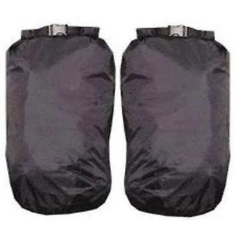 Exped Waterproof Bergen Pouch Liner Pair 13L - Black