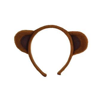 Dyrenes ører. Brown