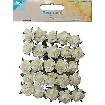 Joy Crafts Artificial Flowers – Ivory Roses