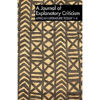 ALT 14 African Literature Today by Jones & Eldred Durosimi