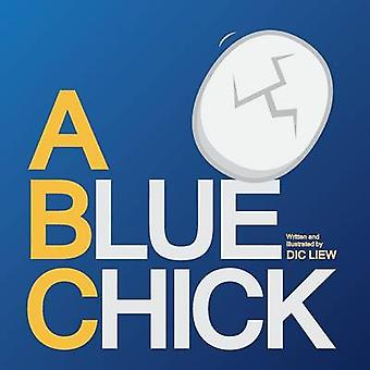 A Blue Chick by Liew & Dic