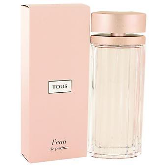 Tous l'eau eau de parfum spray by tous 501383 90 ml