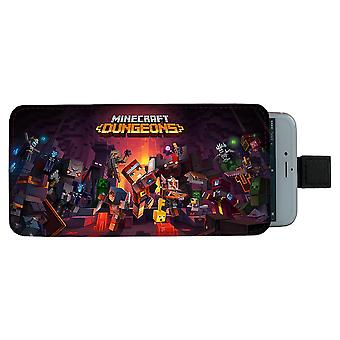 Minecraft Dungeons Universal Mobile Bag