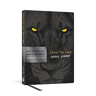 Chase the Lion Weekly Planner - Organize Your Life - Achieve Your Goal