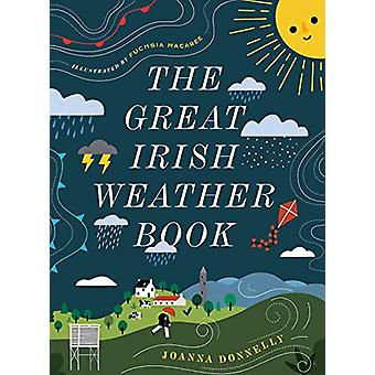 The Great Irish Weather Book by Joanna Donnelly - 9780717180936 Book