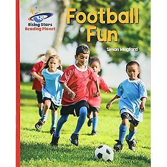 Reading Planet - Football Fun - Red B - Galaxy by Simon Mugford - 9781