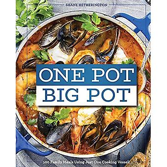 One Pot Big Pot Family Meals - Over 100 Family Meals Using Just One Co