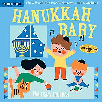 Indestructibles - Hanukkah Baby by Ekaterina Trukhan - 9781523508044 B