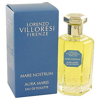 Mare Nostrum Eau De Toilette Spray By Lorenzo Villoresi 3.4 oz Eau De Toilette Spray