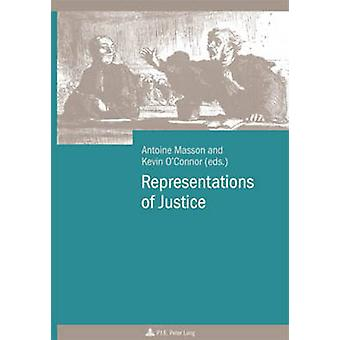 Representations of Justice by Antoine Masson - 9789052013497 Book