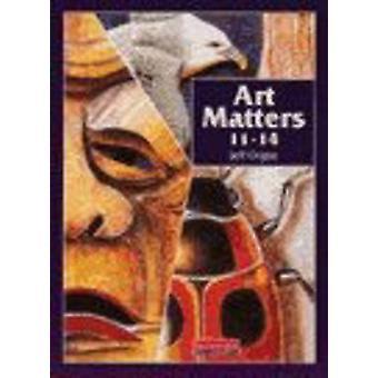 Kunst zählt 11-14 Schüler Buch von Jeff Orgee - 9780435812041 Buch