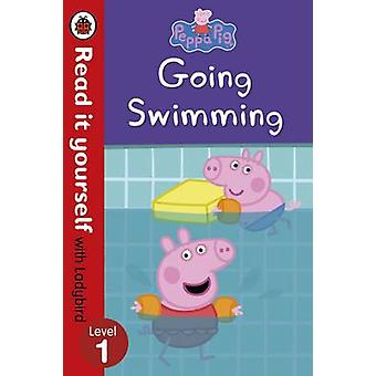Peppa Pig - Going Swimming -  Read It Yourself with Ladybird Level 1 -