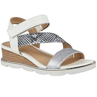 Lotus Sophia Womens Wedge Sandals