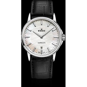 Edox Uhren Les Bémonts Damenuhr Les Bémonts 57001 3 NAIN