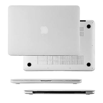 "InventCase Rigid Hard Cover for MacBook Pro 13"" A1278 Laptop - Frostet Clear"