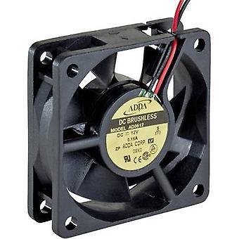 ADDA AD0612LB-A70GL(TD) Axial fan 12 V DC 23.1 m³/h (L x W x H) 60 x 60 x 25 mm