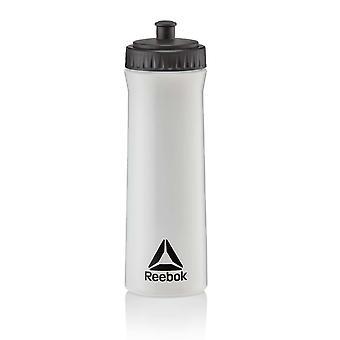 Reebok 750ml Water Bottle Clear