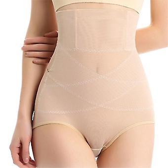 Atmungsaktive Stripping Zurück Bauch Kontrolle hohe Taille postpartum Shapewear