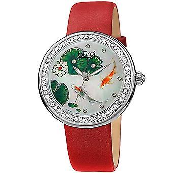 Burgi Clock Woman Ref. BUR188RD, INland