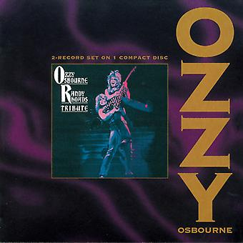 Ozzy Osbourne - Tribute [CD] USA import