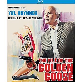 File of the Golden Goose [Blu-ray] USA import