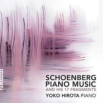 Piano Music & His 17 Fragments [CD] USA import