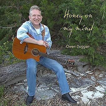 Honey On My Mind [CD] USA import