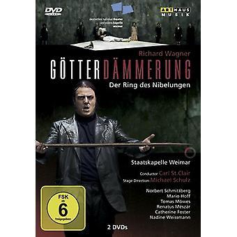 R. Wagner - Gotterdammerung [DVD] USA import