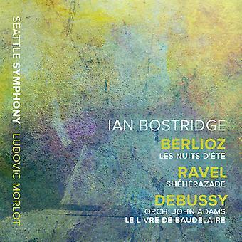Nuits D'Ete / Sheherazade / Livre De Baudelaire [CD] USA import