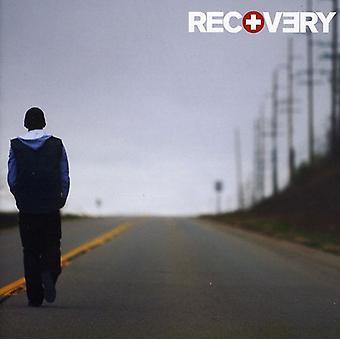 Eminem - återhämtning [CD] USA import