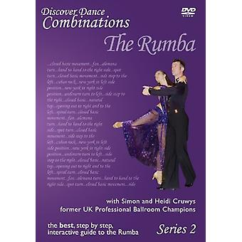Rumba Series 2 [DVD] USA import