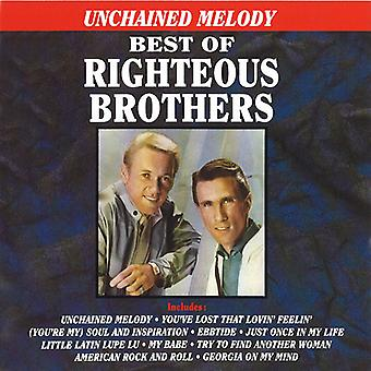 Righteous Brothers - Best of Righteous Brothers [CD] USA import