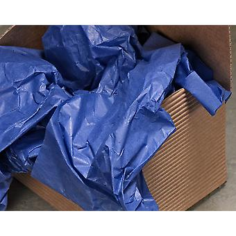 5 Sheets of Best Quality Royal Blue Tissue Paper   Gift Wrap Supplies