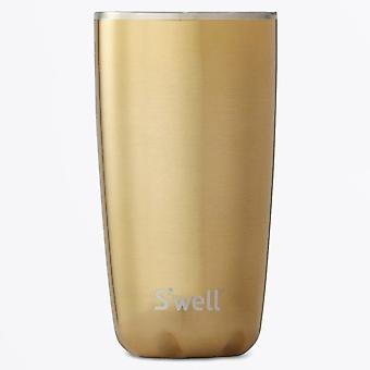 S'well  - 18oz Tumbler - Yellow Gold