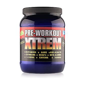 Pre-workout xtrem lemon 500 g of powder (Lemon)
