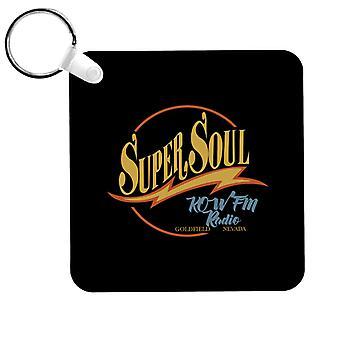 Super Soul Radio Vanishing Point Keyring