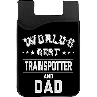 Maailman paras Trainspotter ja isä puhelinkortin haltija