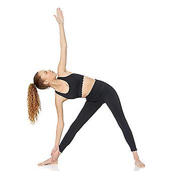 Core 10 Women's Standard Studiotech Icon Series High Waist 'Scallop' Yoga Leg...