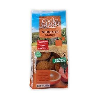Cookisanas Sugar Free Orange Cookies 150 g