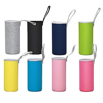8pcs Portabil Drink Bottle Acoperă 420ML (Multi-Color)