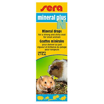 Sera Mineral Plus N para el Brillo del Pelo de Roedores (Small pets , Food Supplements)