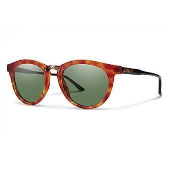 Zonnebril Unisex Questa polariseert rood/oranje/groen