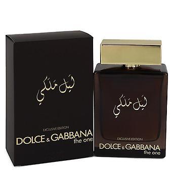 The one royal night eau de parfum spray (exclusive edition) by dolce & gabbana 150 ml